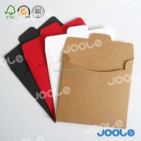 Kraft Paper CD Sleeve By Customized