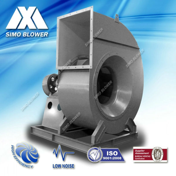 Smoker Fans Air Blowers : High temperature large capacity smoke exhaust blower fan