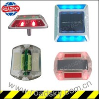 Reflective Durable IP68 Safety Solar Road Stud