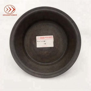 Rubber diaphragm for carburetor