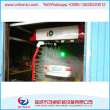brushless color foam touchless car wash machine