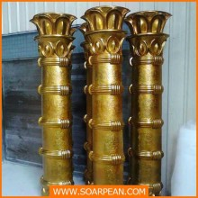 Customized Resin Decorative Column Roman Pillar for Sales