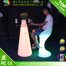 Portable Bar Table /Light up Bar Table /Led Glow Furniture