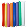 Promotional colorful PE Clapper Sticks Inflatable Cheering Sticks