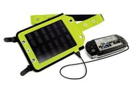 Flexible Mobile Phone Solar Cell Charger With CE, ROHS