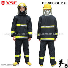 Firefighter coat,fire safety suit