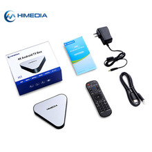 1 Gb HiMedia H1 OEM ODM Dvb-t2 Android Tv Box