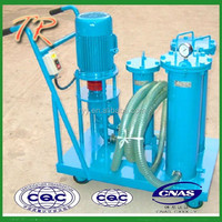 waste recycling oil transformer portable oil filtration machine ST-10