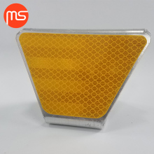 Reflective traffic safety road trapezoidal contours guardrail Delineator