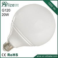 Top quality 20w E27 light bulb led globe 2000 lumens