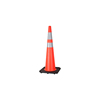 American Canada Model Traffic Reflective Road Safety Cone 12 18 28 36 Inch Cone