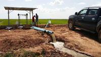 6SPSC28/26-D72/1300 New 2016 solar water drip irrigation system 6 inchs centrifugal solar pump