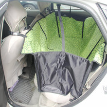 back car seat cover Eco-Friendly Feature padded pet car seat cover hammock
