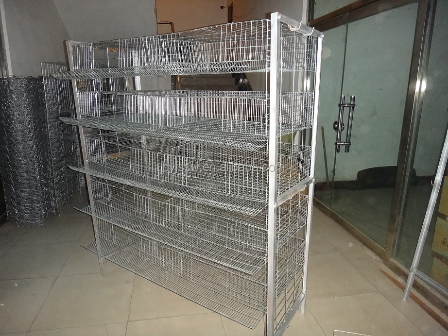 New Design Layer Quail Cages For Sale