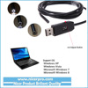 New Waterproof 2M Cable 5.5mm USB Inspection Borescope Endoscope Snake Scope Micro Cameras 6pcs LED