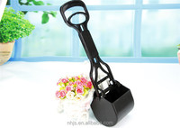 Pet Product High Quality Plastic Dog Poop Scoop 45CM Pet Waste Scooper Usful Assembled Pet Dog Pooper Scooper