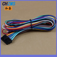 VDE approved Cables Made Wire Harness/Molex Connector/JST Connector Cables