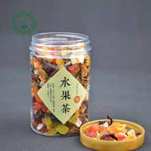 Chinese dried fruit flavored tea natural flower fruit tea
