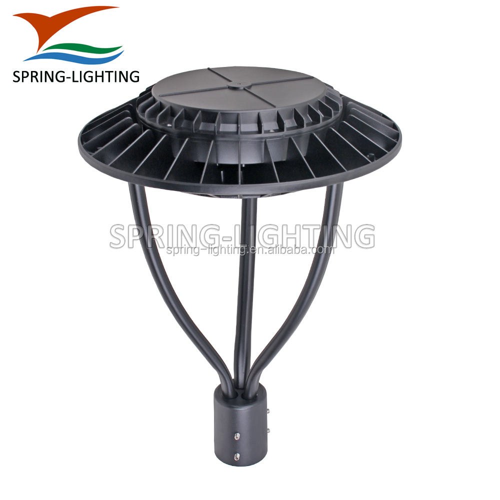 Parking Lot Lamp Post Parts150w 200w Led Area Light 100w Post Top garden area light