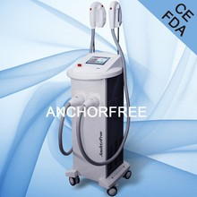 Personal Care Pigment Treatment Elight Hair Removal IPL Salon Beauty Machine (A7A)