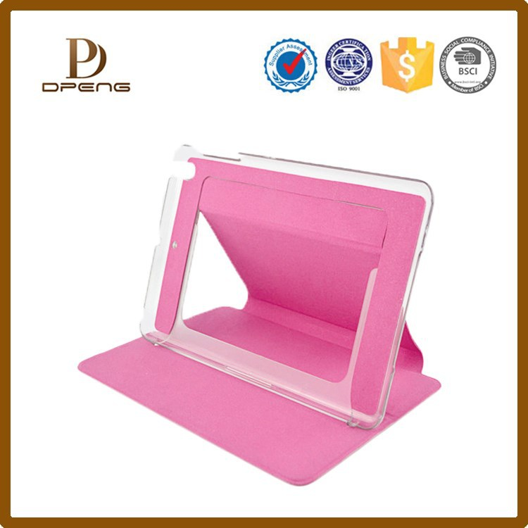 China supply ultrathin design leather tablet case kids 7 inch tablet case