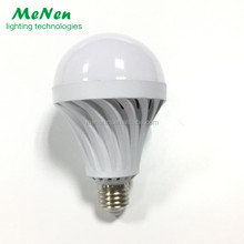 led emergency bulb lights 12W bulb 220V E27 rechargeable led