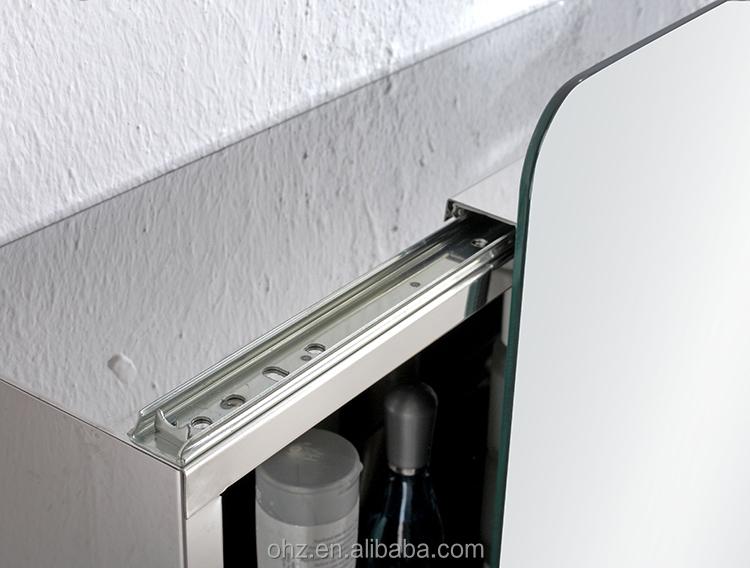 hei er verkauf machen badezimmerspiegel schrank mit schiebet r 7008 kabinett des badezimmers. Black Bedroom Furniture Sets. Home Design Ideas