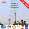 high voltage electric pole galvanized structure