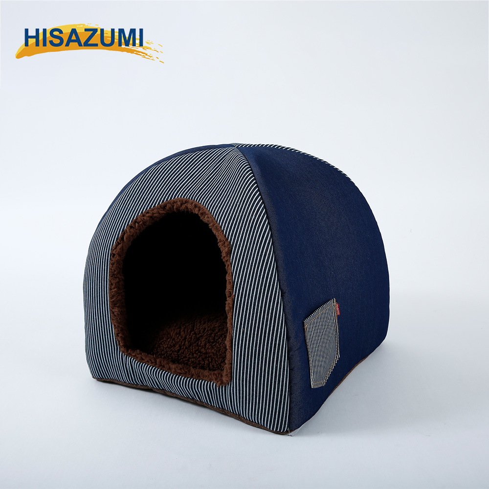 Hisazumi Unique New Soft Pet Dog House Pet Accessories Dog Cat Beds