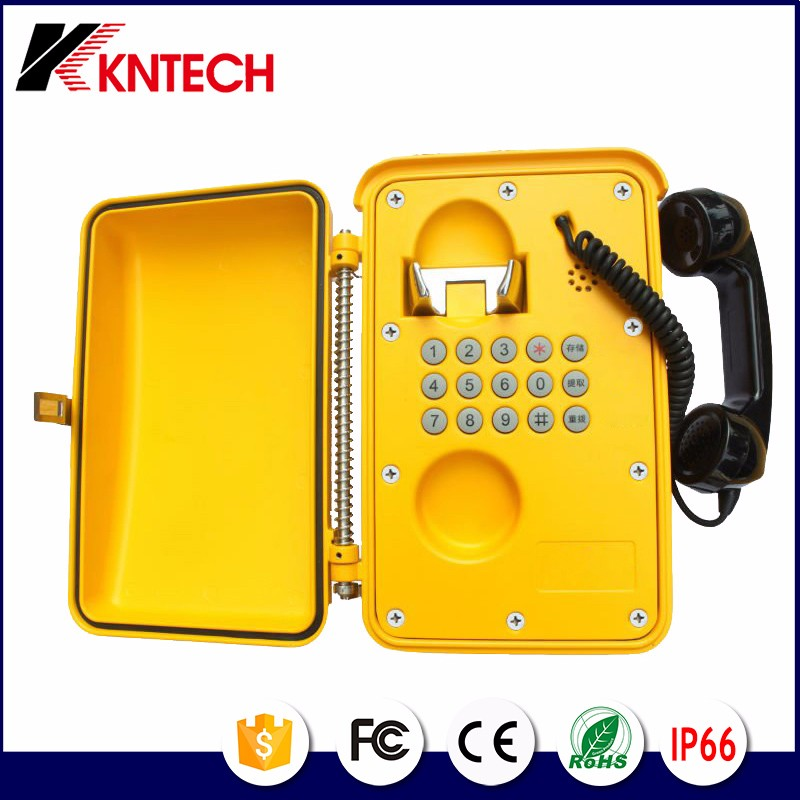 KNTECH Industrial Telephone IP Phone with Door used VoIP PCB Board