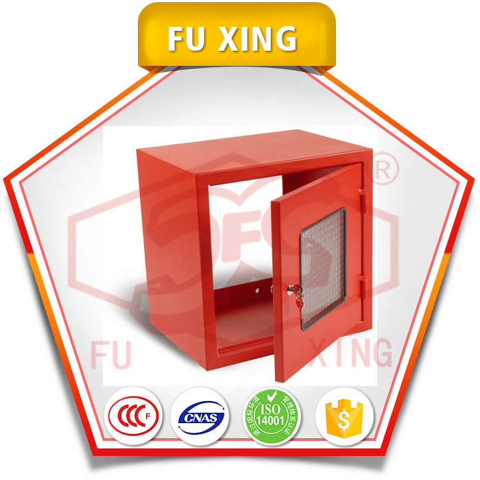 China supplier low price fire protection cabinet with swing hose reel