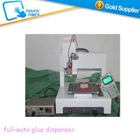 High Precision PUR Hot Melt Glue Dispenser Automatic for Mobile Tablet Bezel Frame Screen Bonding