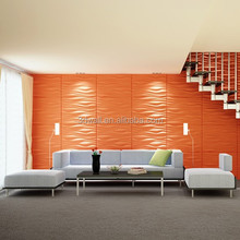 Clásico italiano moderno impermeable <span class=keywords><strong>decorativo</strong></span> 3D panel de pared de <span class=keywords><strong>bambú</strong></span> para pared de la Sala