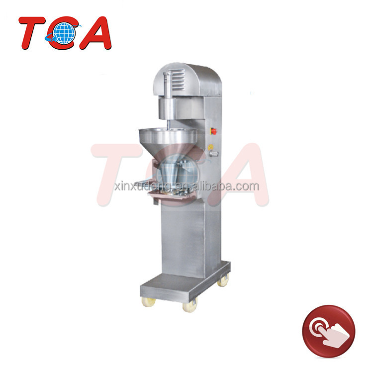 High speed CXJ-100 fish meat ball making machine supplier
