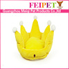 Crown shape luxury cat toy mat wholesale china supplier