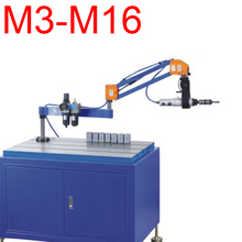 industrial universal pneumatic tapping tool for M3-M16