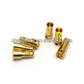 3.5mm Gold Plated Bullet Banana Connector Plug for Motor ESC Battery