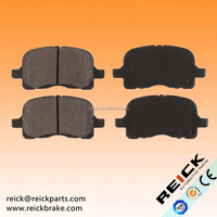 For TOYOTA Corolla CHEVROLET Prizm Sedan Brake Pad D741 7611-D741 D741-7611 D2216 GDB3204