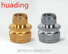 Pex-Al-Pex Pipe Fittings Equal Coupling Male Threaded Straight Connector