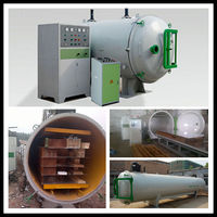High Frequency Pallet Kilns/Firewood Kilns/Lumber Kilns From SAGA,High Frequency Woodworking Machinery