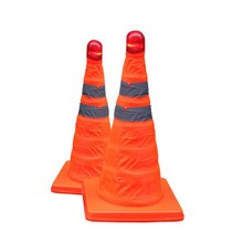 2016 best selling road safety products durable traffic hazard cone