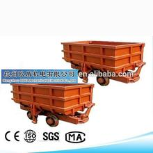 KC high quality mining dump lorry/ mining car,big volume mining car