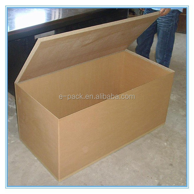 Kraft Honeycomb Paper Box for Stoage Packaging