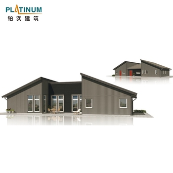 Chinese made houses holiday modern prefab villas