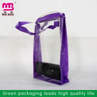 best quality with reasonable price oem promotion plastic clear pvc cosmetic zipper bag
