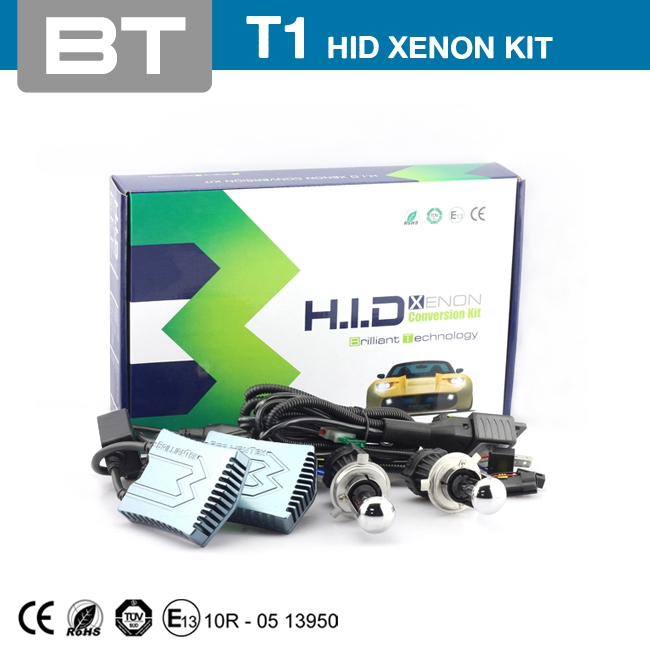 BT-AUTO Emark 9-32v Canbus Fast Start H13 Hi/Lo 35W 55W 100W Hid Xenon Kit