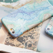 Fashion map artist case for iphone 8 7 6 6plus slim matte hard palstic phone case cover for iphone 6s 7plus