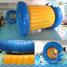 Outdoor Inflatable Floating Water Park Water Rollers Wheel