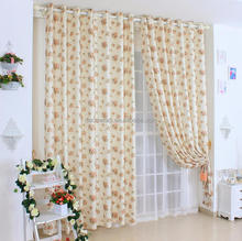 Home textile decoration wholesale curtain for living room