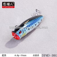 chinese hot sell popper hard lure artificial bait